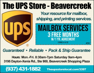 Your Resource For Mailbox, Shipping And Printing Services